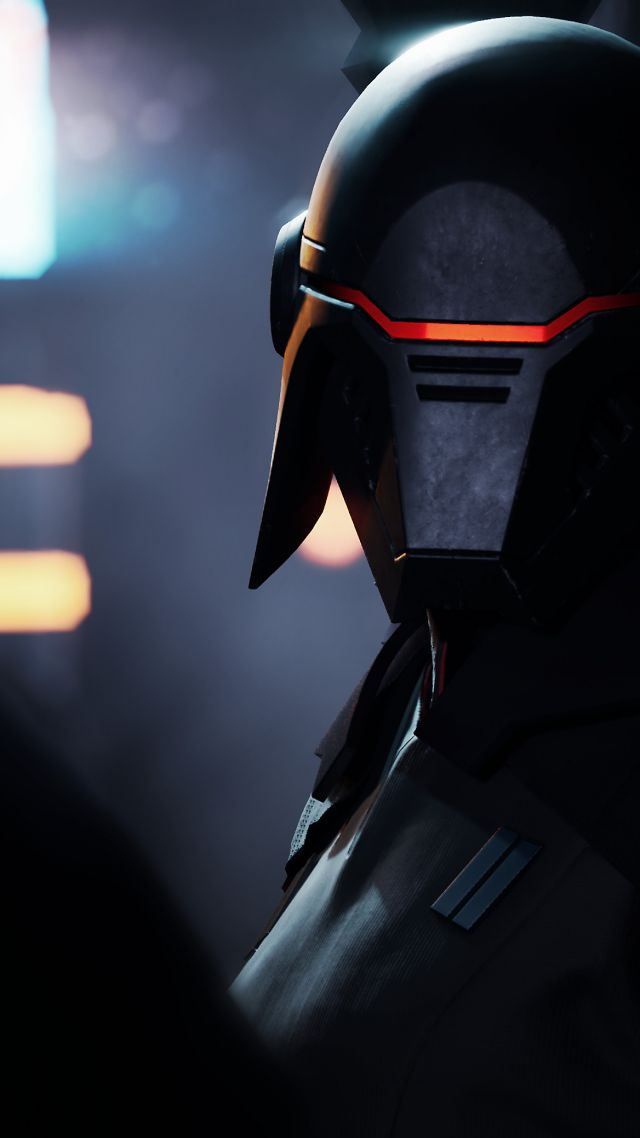 Star Wars Jedi: Fallen Order, screenshot, 4K (vertical)