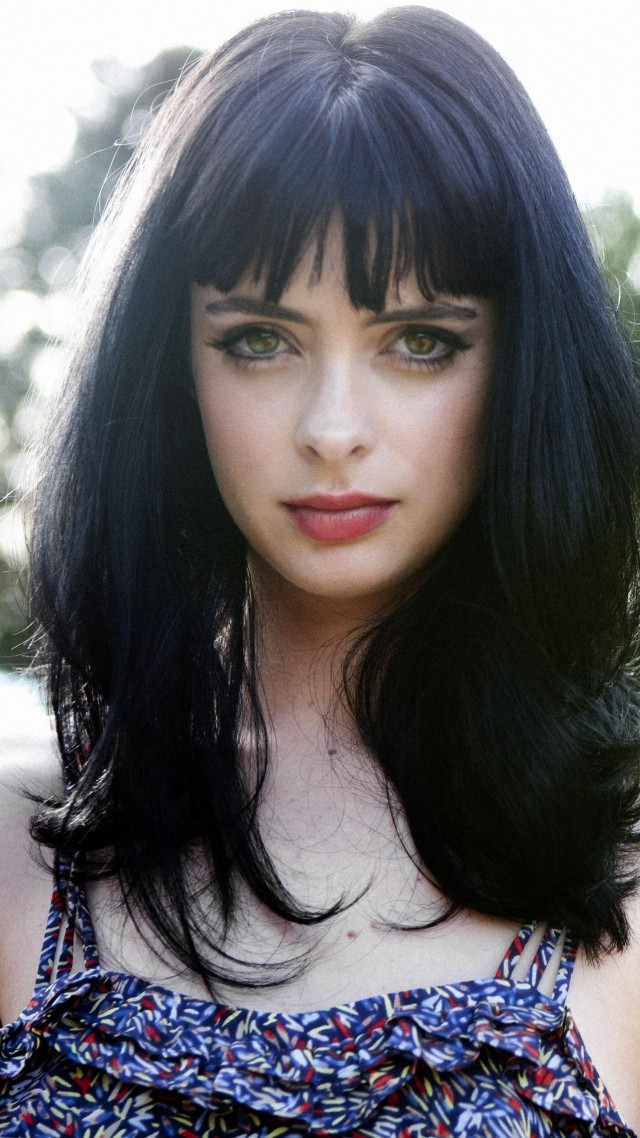 Кристен Риттер, Krysten Ritter, Jessica Jones, 4K (vertical)
