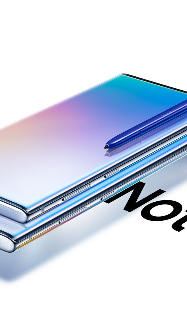 Samsung Galaxy Note 10, Samsung Galaxy Note 10 (vertical)