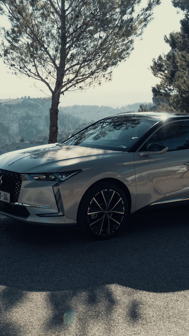 DS 4 E-Tense, 2021 cars, crossover, 5K (vertical)
