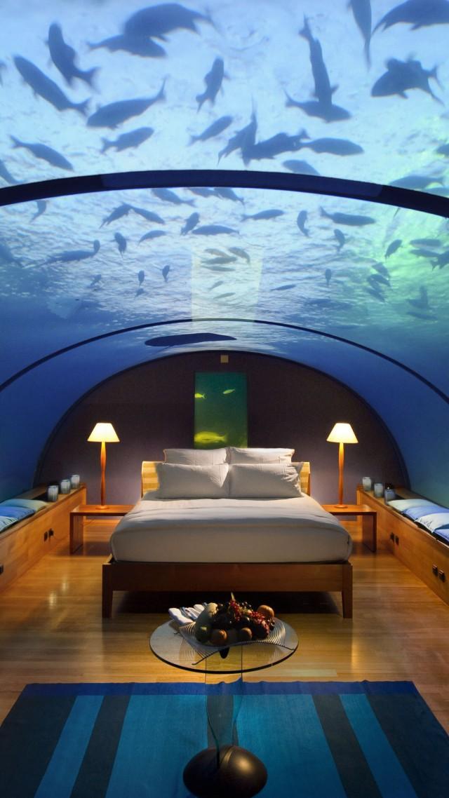 Картинки подводный отель