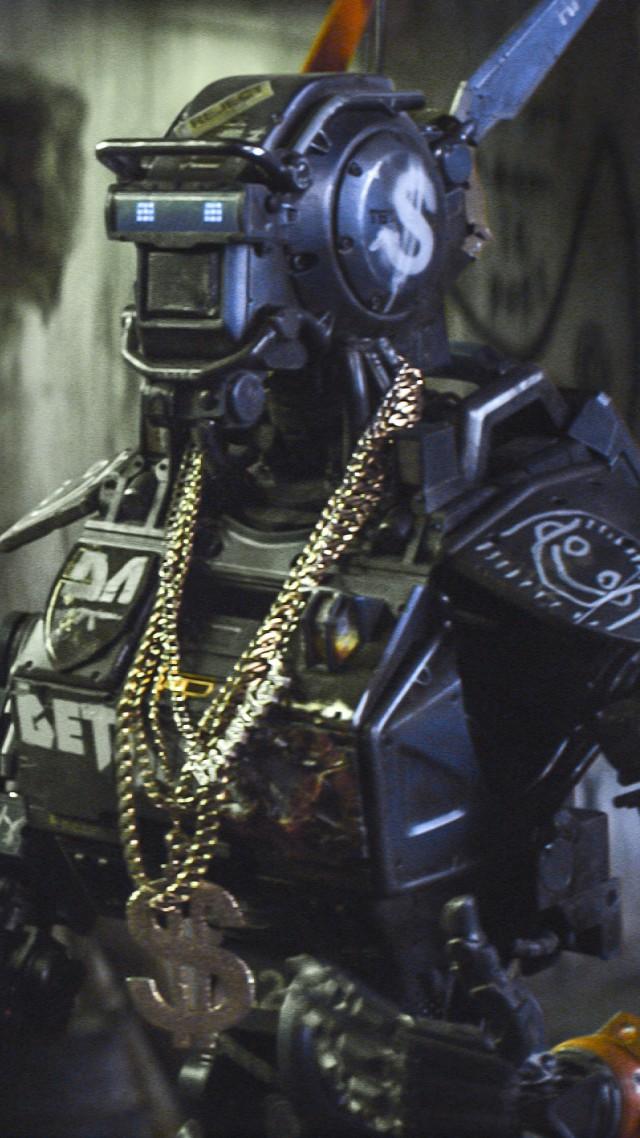 фильм робот чаппи