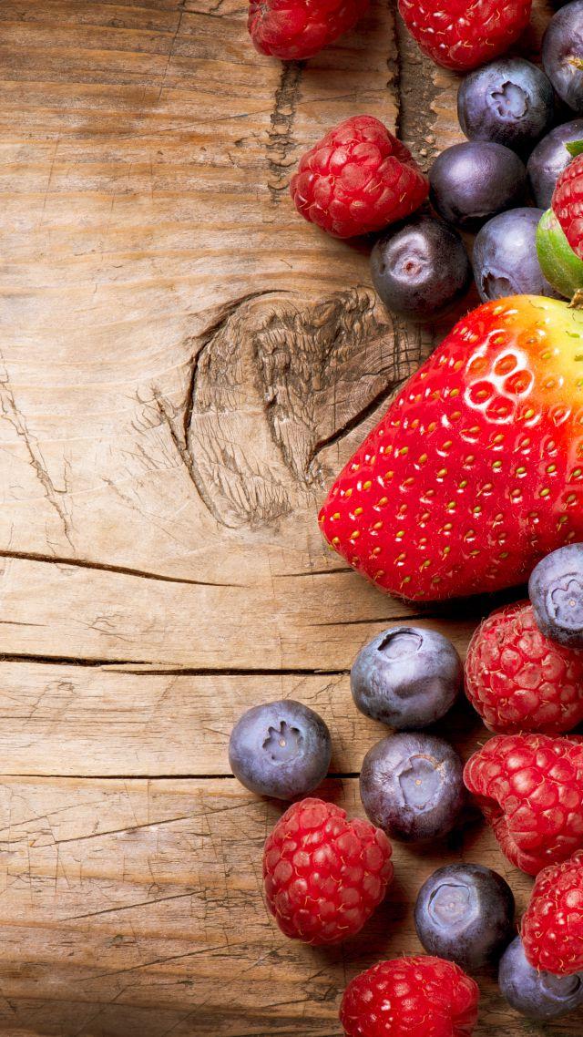 картинки фрукты и ягоды на телефон