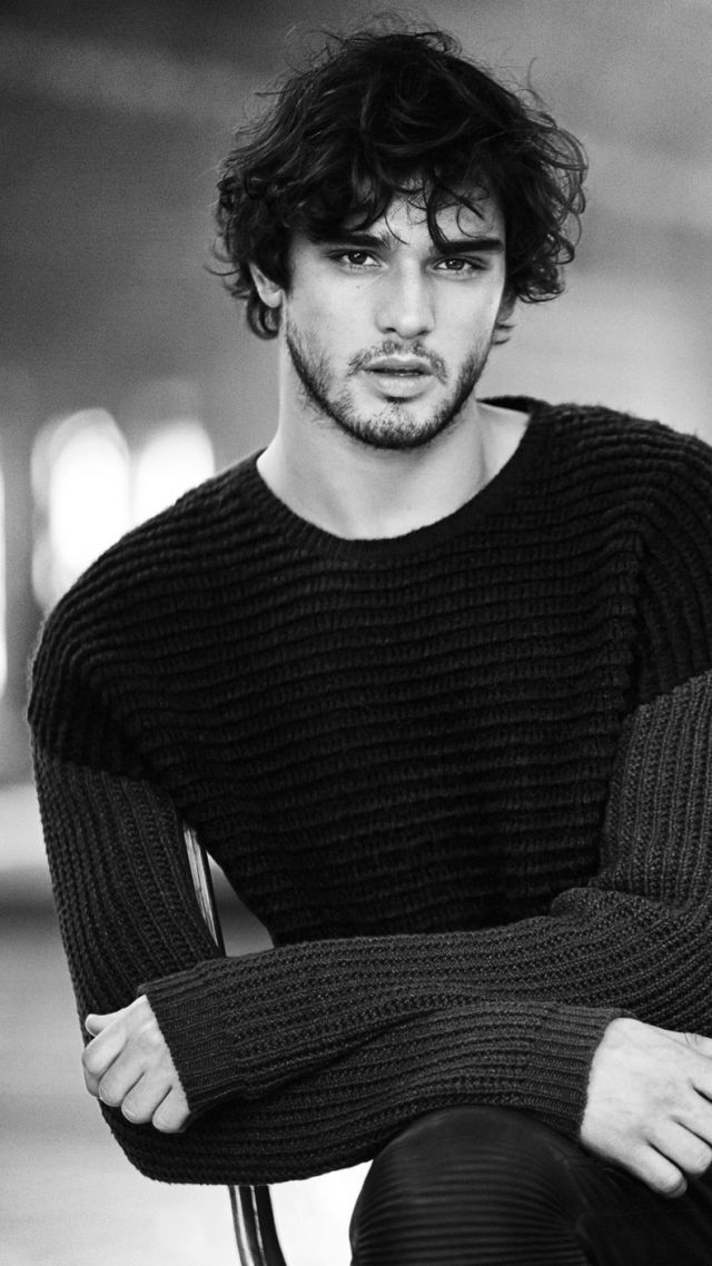 Марлон Тейшейра, Топ Модель, модель, пляж, Marlon Teixeira, Top Fashion Male Models, model, beach (vertical)
