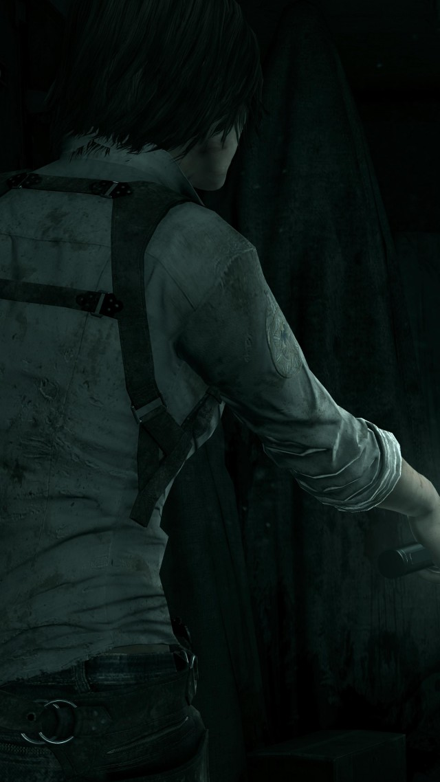 The Evil Within: The Consequence, Лучшие игры 2015, игра, хоррор, ужасы, ПК, The Evil Within: The Consequence, Best Games 2015, game, horror, PC (vertical)