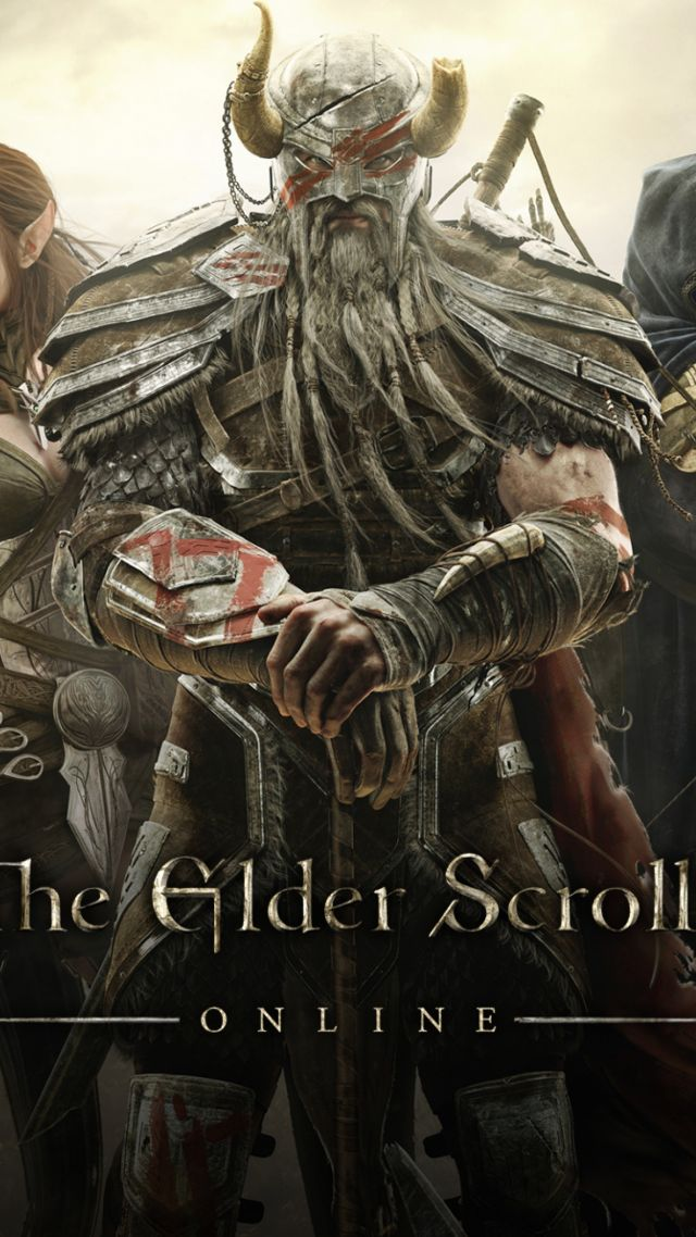 Elder Scrolls Online, Лучшие игры 2015, игра, ММОРПГ, фентези, ПК, PS4, Xbox one, Elder Scrolls Online, Best Games 2015, game, MMORPG, fantasy, PC, PS4, Xbox one (vertical)
