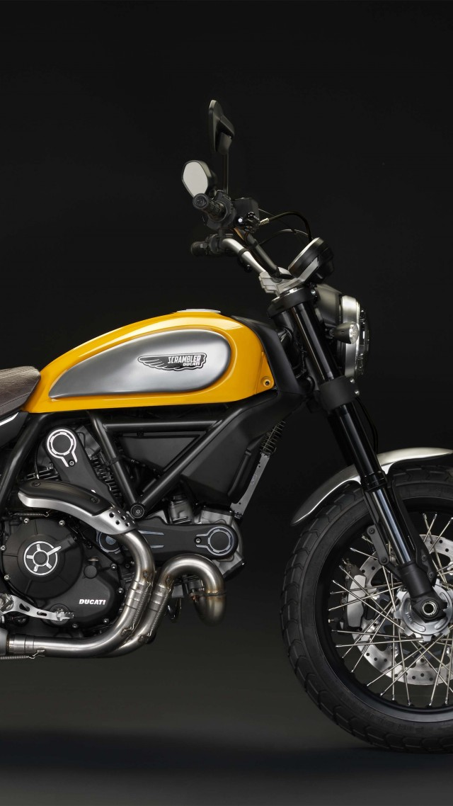 Дукати, Скрамблер, мотоцикл, спорт байк, обзор, Ducati Scrambler, Best Bikes 2015, motorcycle, racing, sport, bike, sport bike, review (vertical)