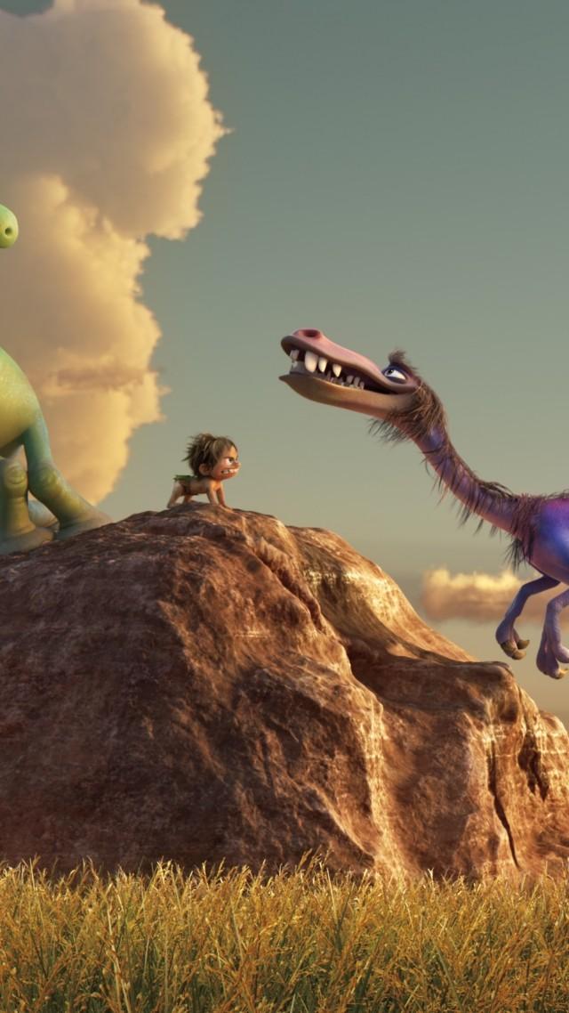 Фильм Хороший динозавр
