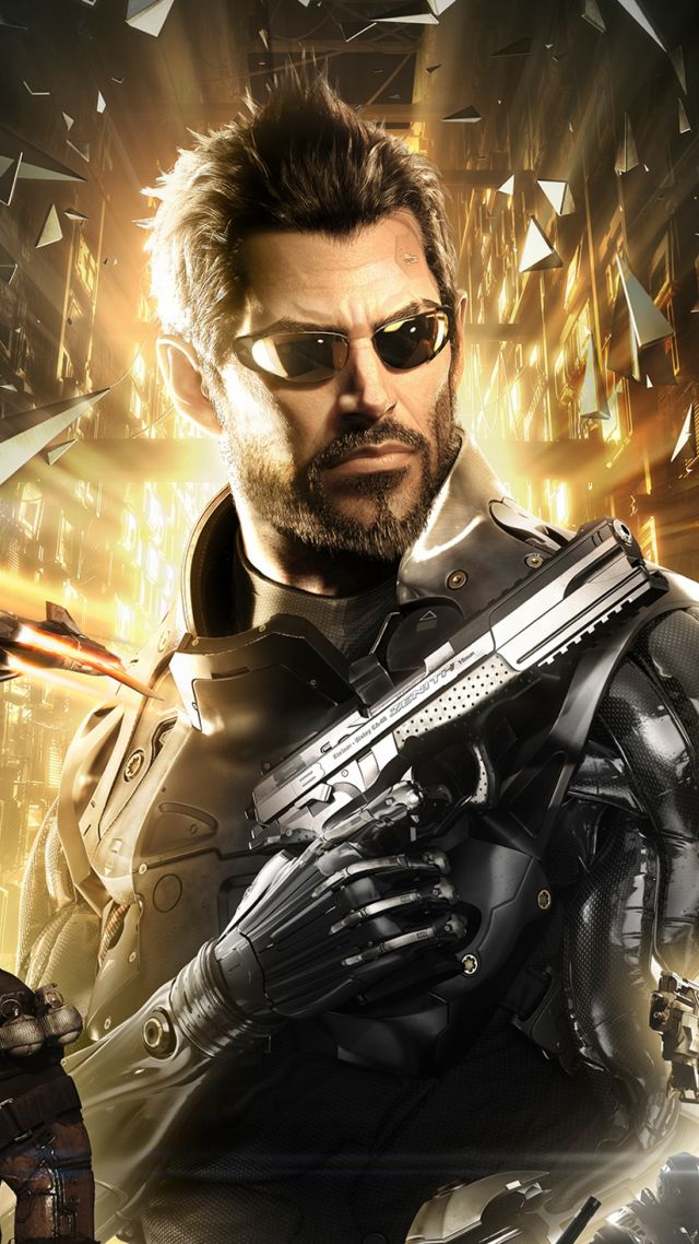 Deus Ex: Mankind Divided, Лучшие игры, игра, киберпанк, фантастика, ПК, PC, Xbox one, PS4, Deus Ex: Mankind Divided, Best Games 2015, game, cyberpunk, sci-fi, PC, Xbox one, PS4 (vertical)