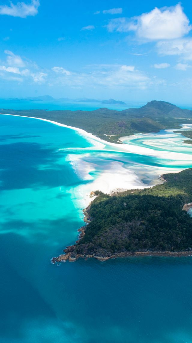 Вайтхевен, остров Духов День, лучшие пляжи 2016, Travellers Choice Awards 2016, Whitehaven Beach, Whitsunday Island, Best beaches of 2016, Travellers Choice Awards 2016 (vertical)