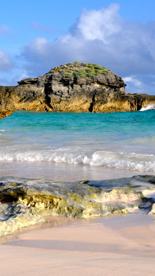 Пляж Подкова, Бермуды, лучшие пляжи 2016, Travellers Choice Awards 2016, Horseshoe Bay Beach, Bermuda, Best beaches of 2016, Travellers Choice Awards 2016 (vertical)