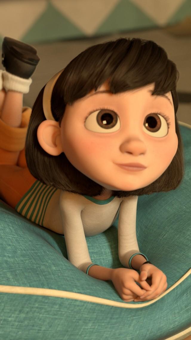маленькая девочка картинка