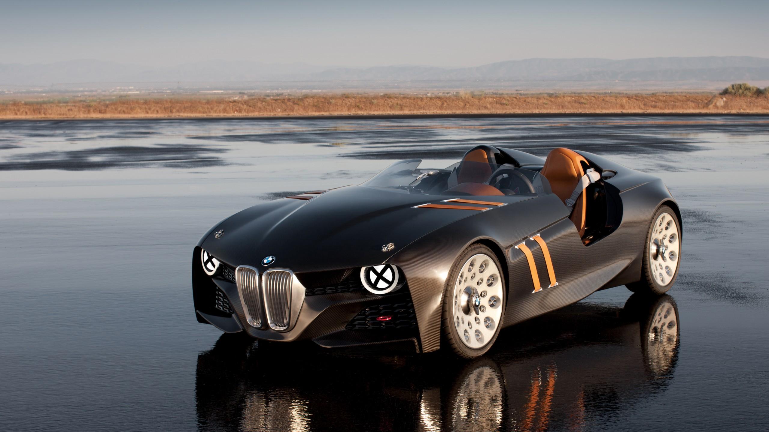Обои БМВ, HD, 4k, кабриолет, концепт, суперкар, обзор, BMW ...