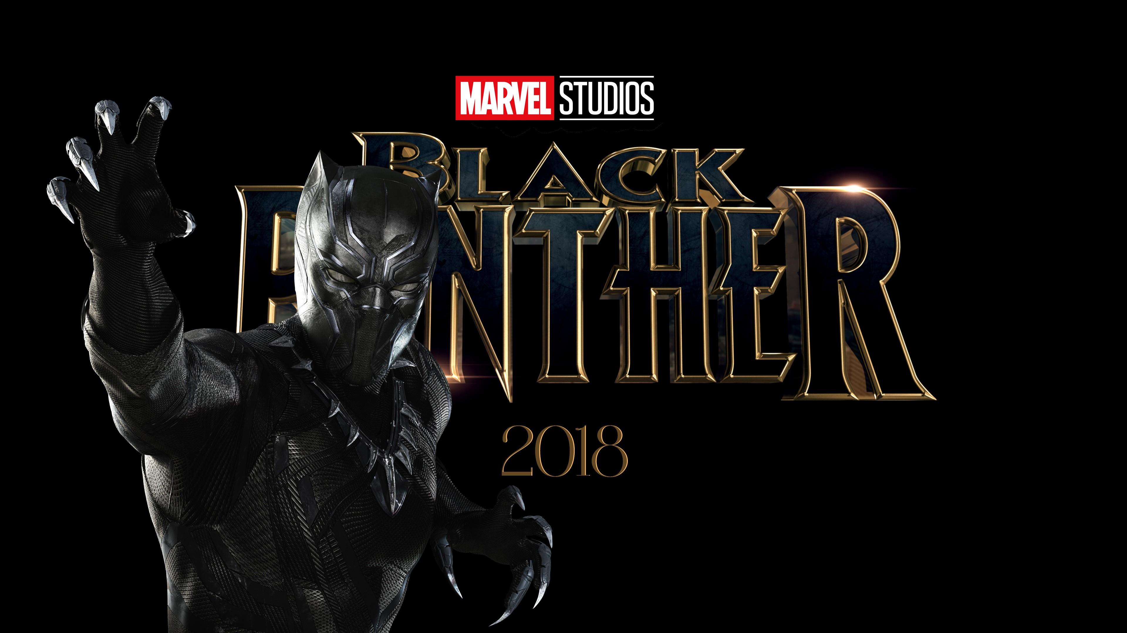 Вышел новый трейлер Чёрной Пантеры - смотрим и ждём фильм с нетерпением!