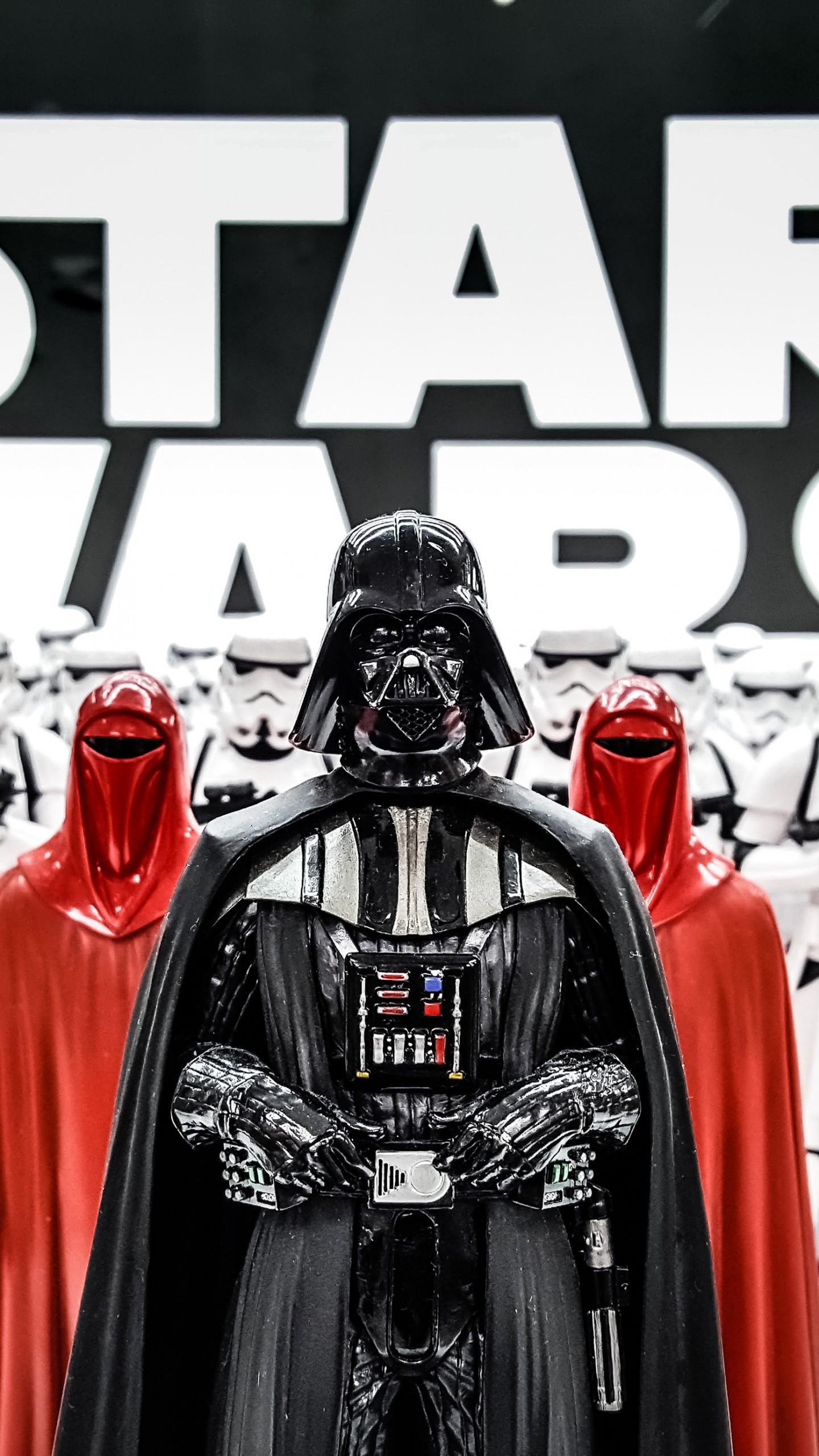 обои дарт вейдер Darth Vader Figurine Star Wars Clone