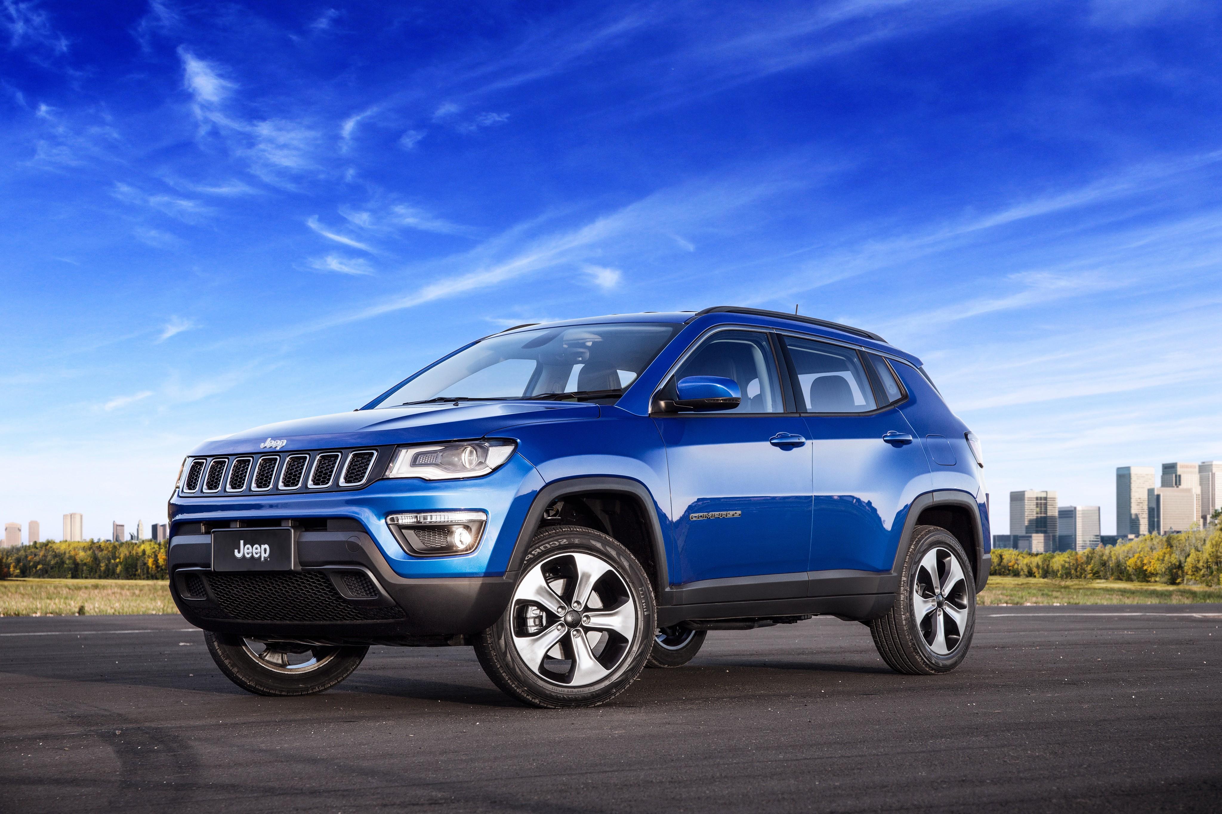джип синий автомобиль jeep renegade скачать