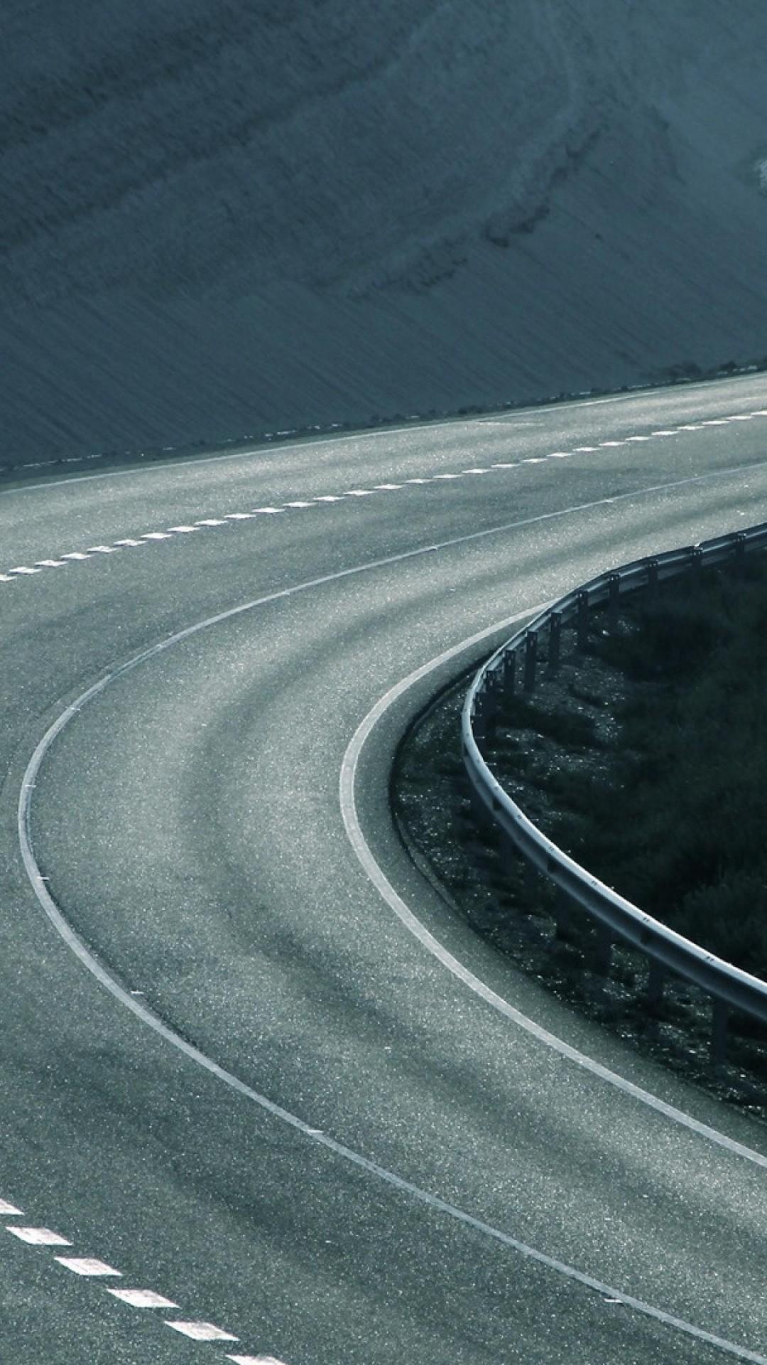 Обои Дорога, 4k, 5k, HD, поворот, абстрактный, трек, Road ... милла йовович фильмы