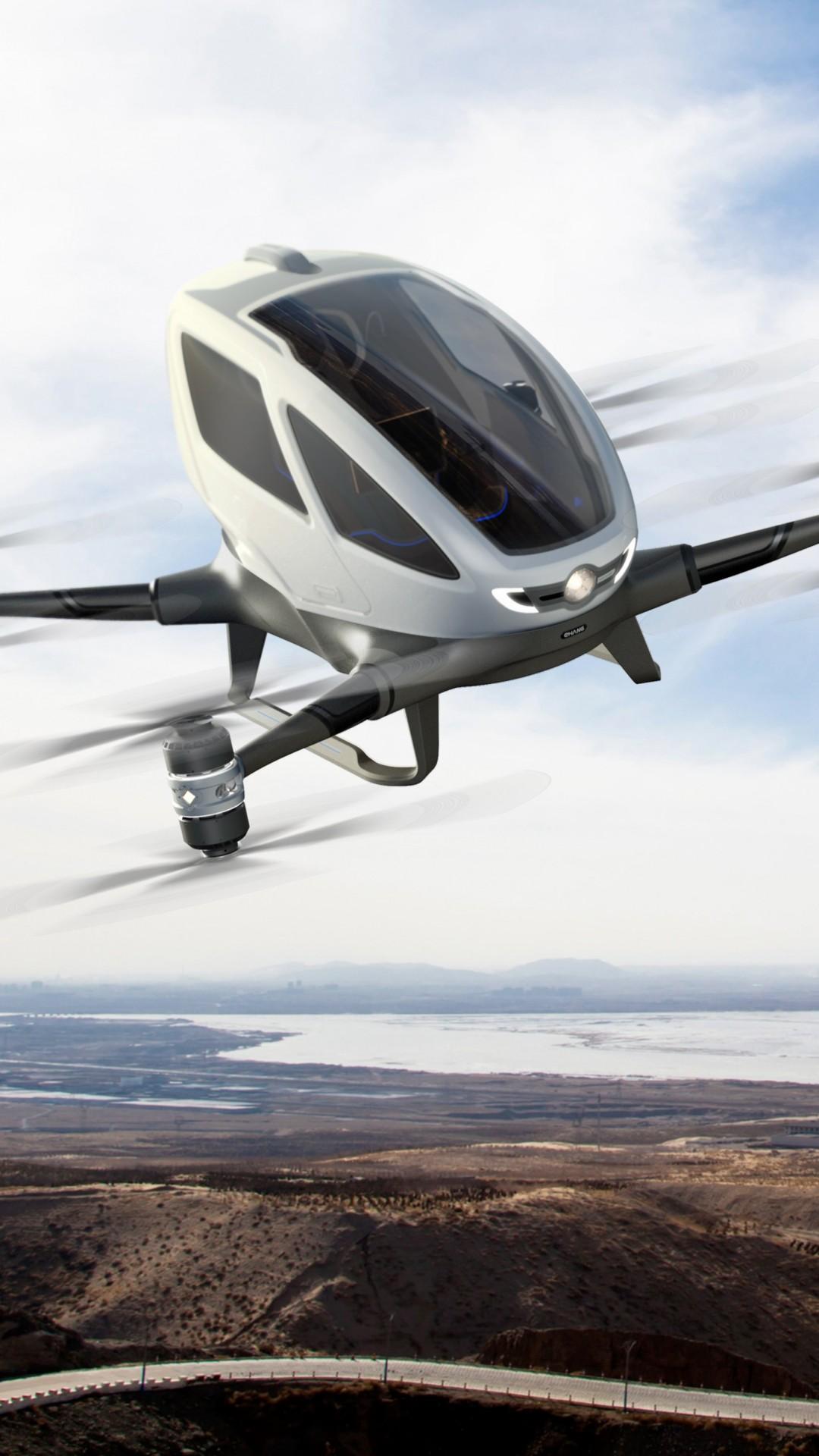 Обои Drone, aerial vehicle, concept, Joby S2. Авиация foto 16
