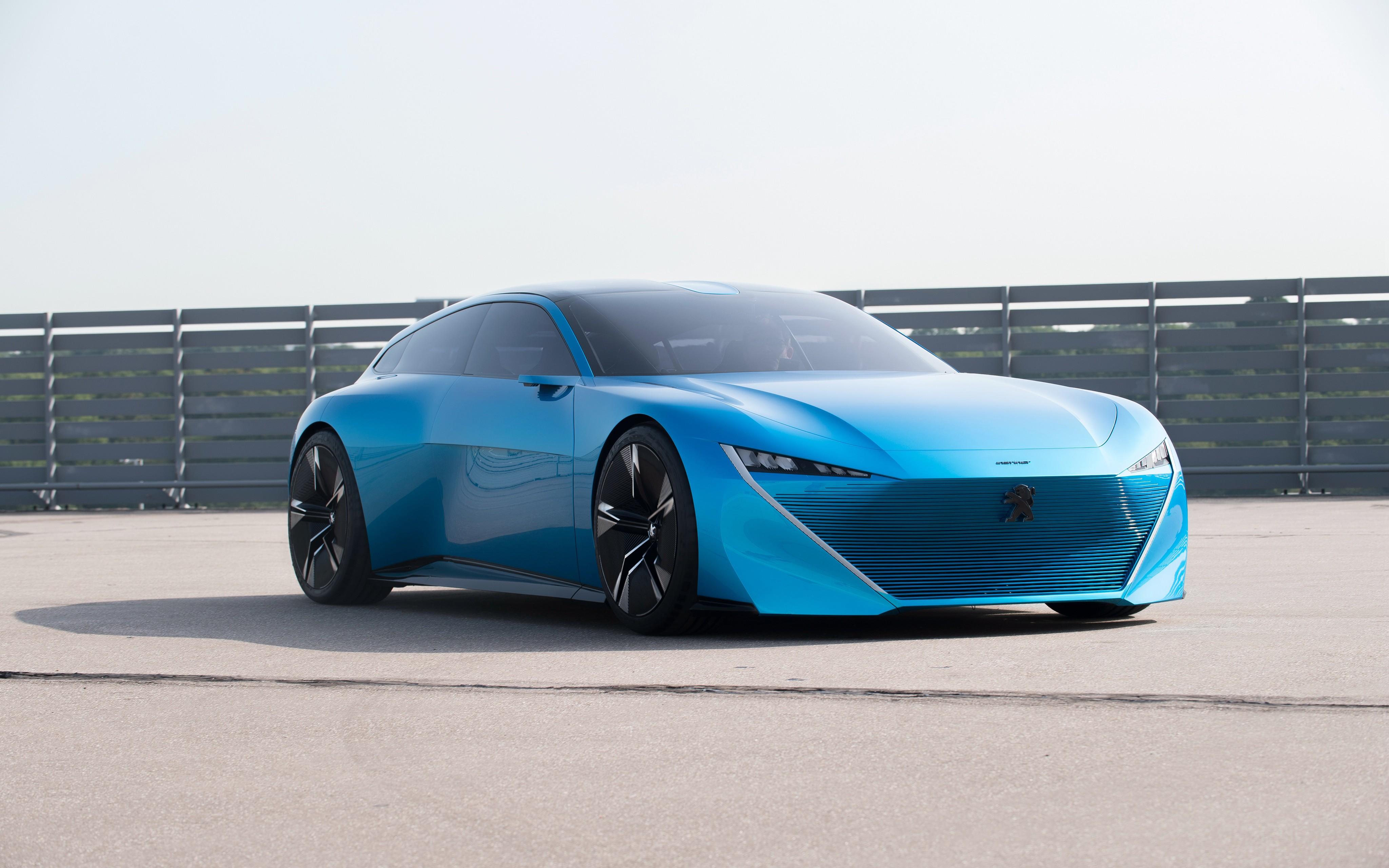 спортивный автомобиль peugeot concept sports car  № 958939 бесплатно