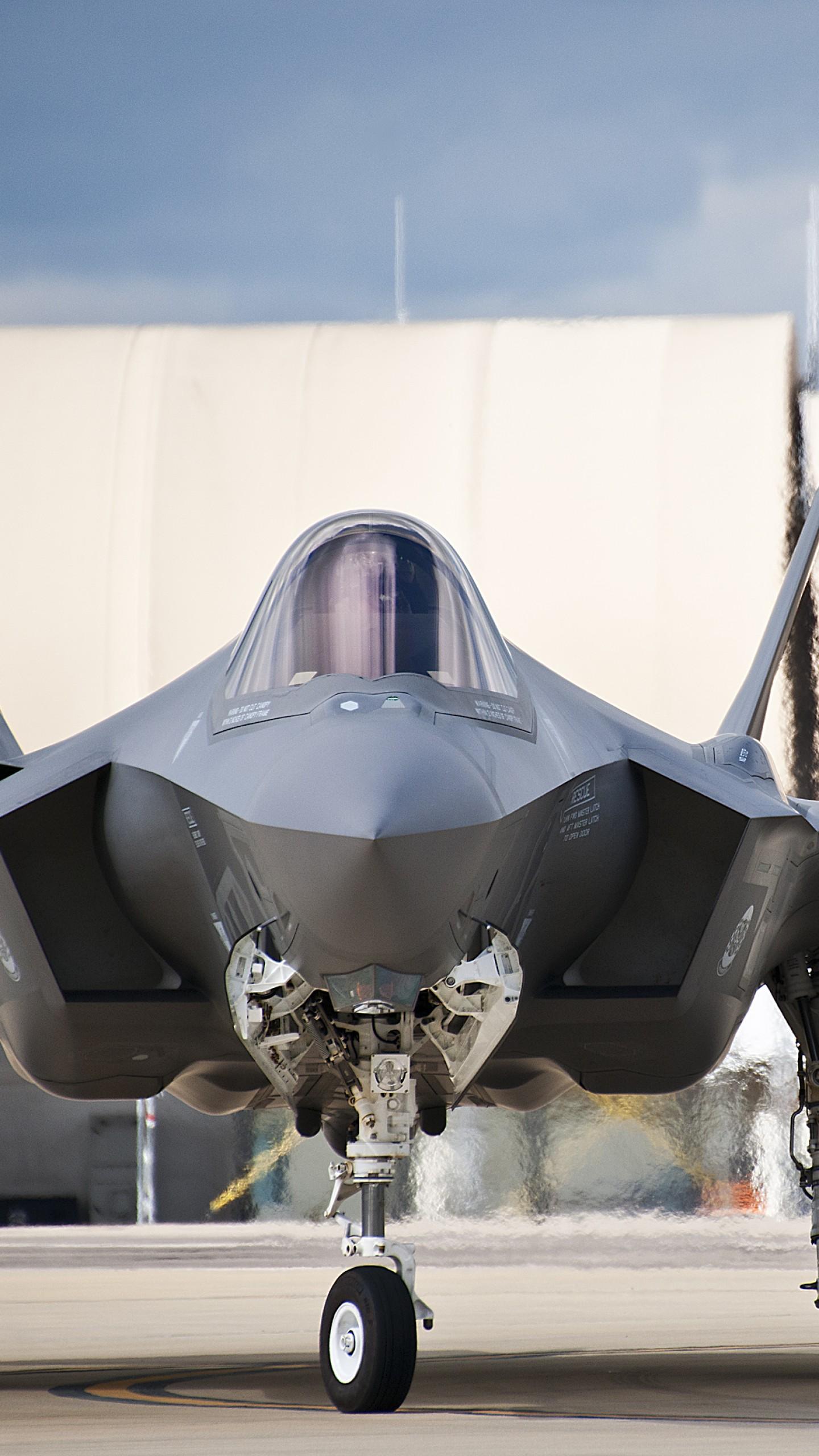 Обои F-35a, истребители, Thunderbird. Авиация foto 13