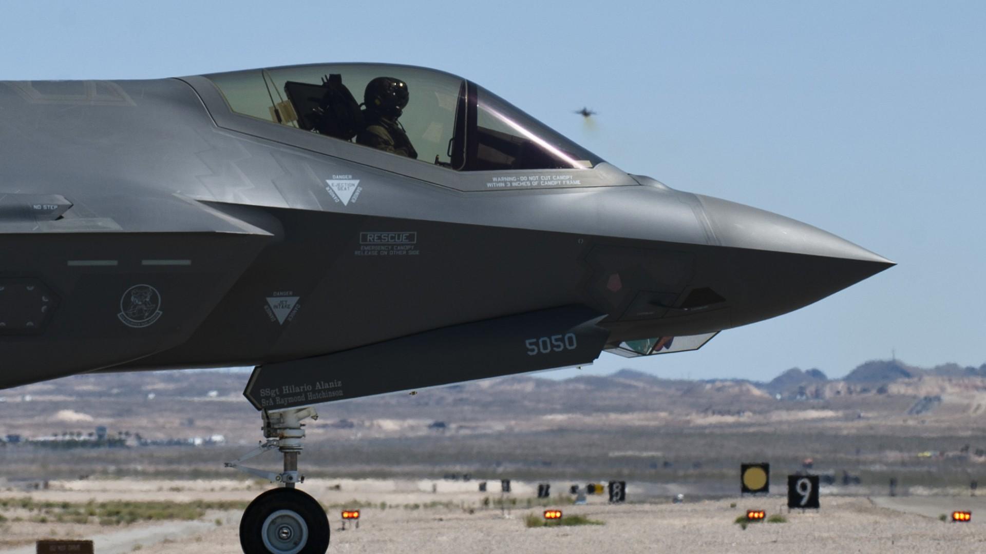 Обои F-35a, истребители, Thunderbird. Авиация foto 10