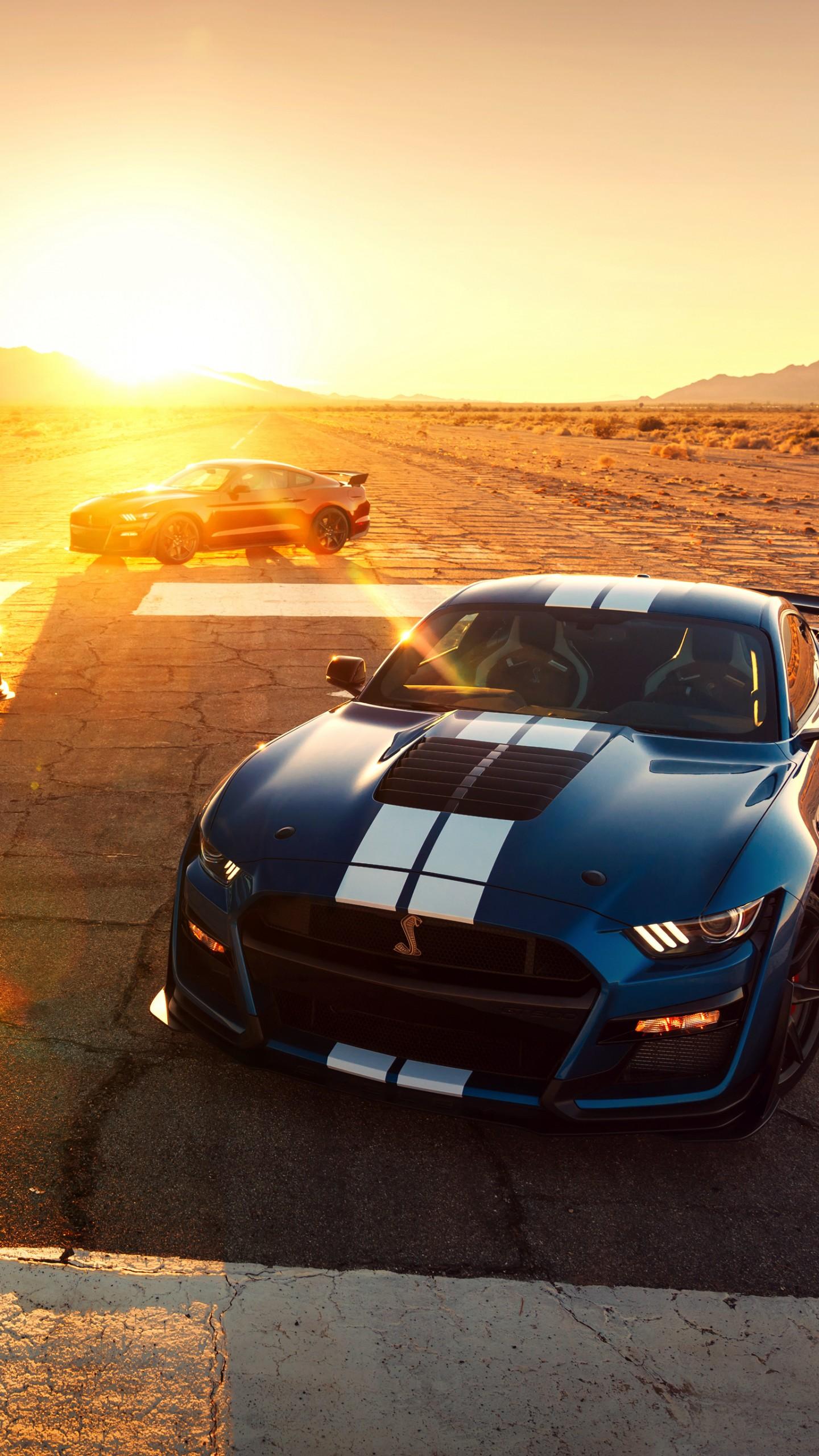 Обои Ford Mustang Shelby GT500, 2020 Cars, 2019 Detroit Auto Show, 4K, Авто и Мото #21061