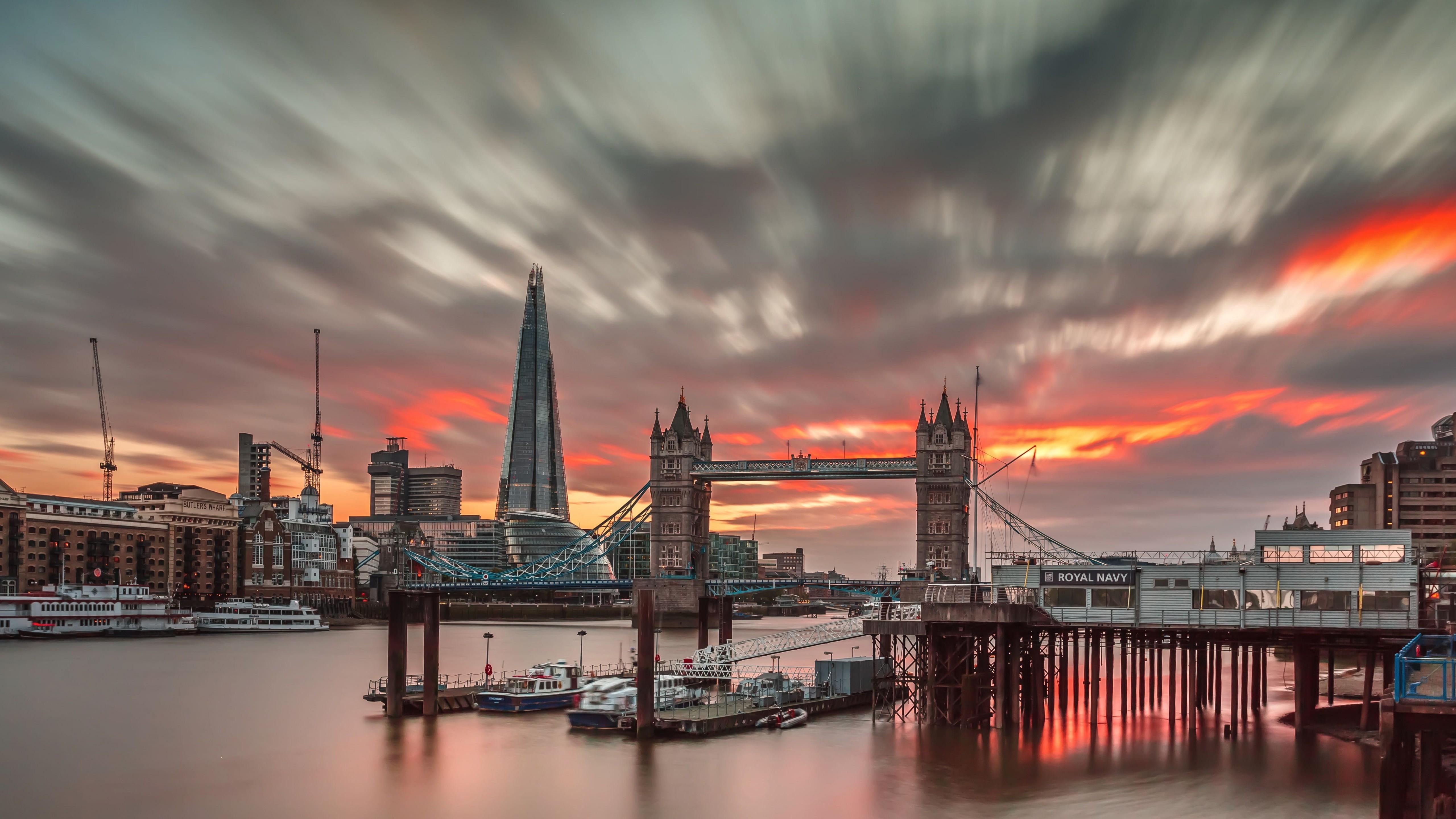 Обои london, Sunset. Города foto 9