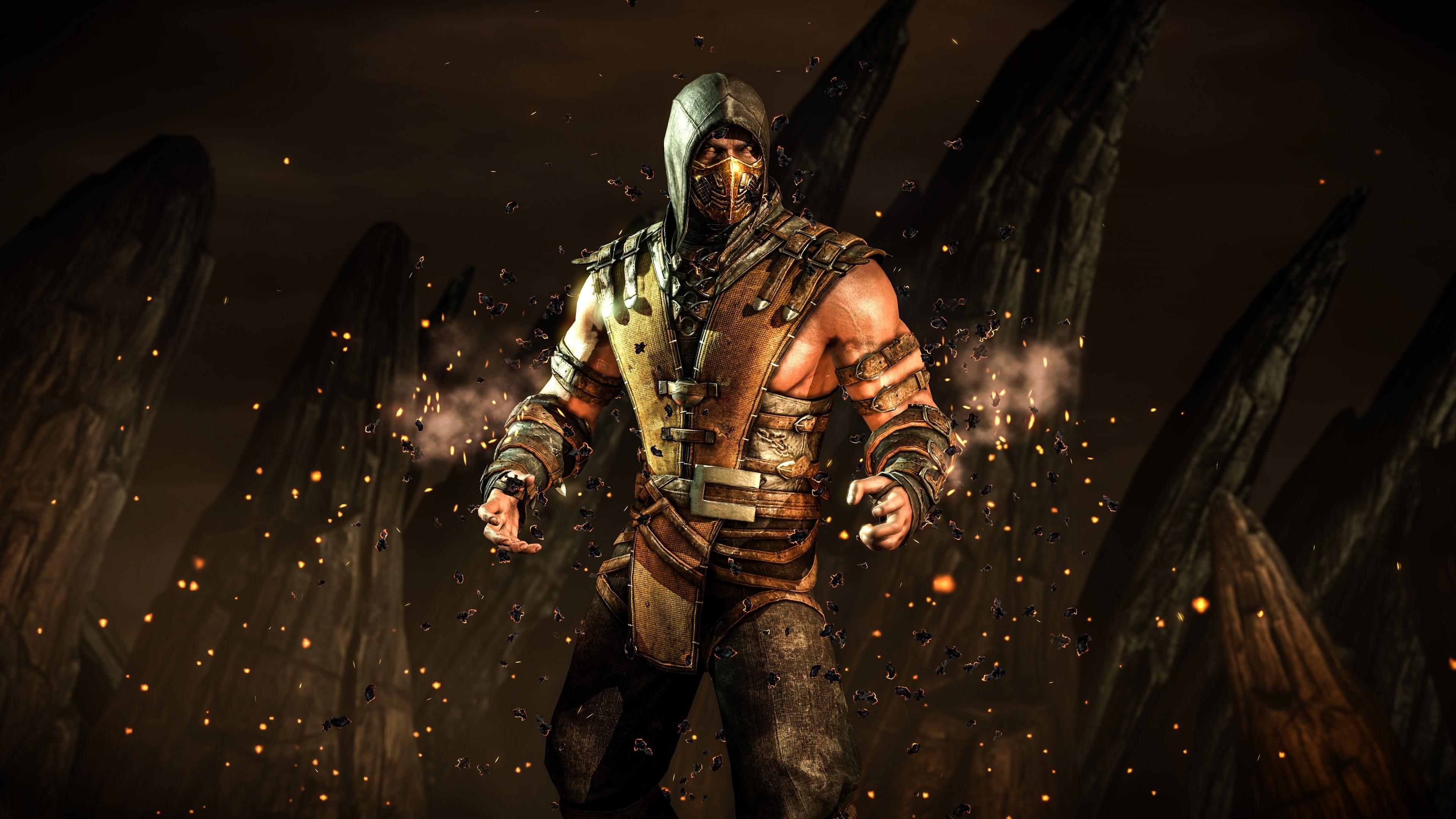 Обои Mortal kombat. Игры foto 14
