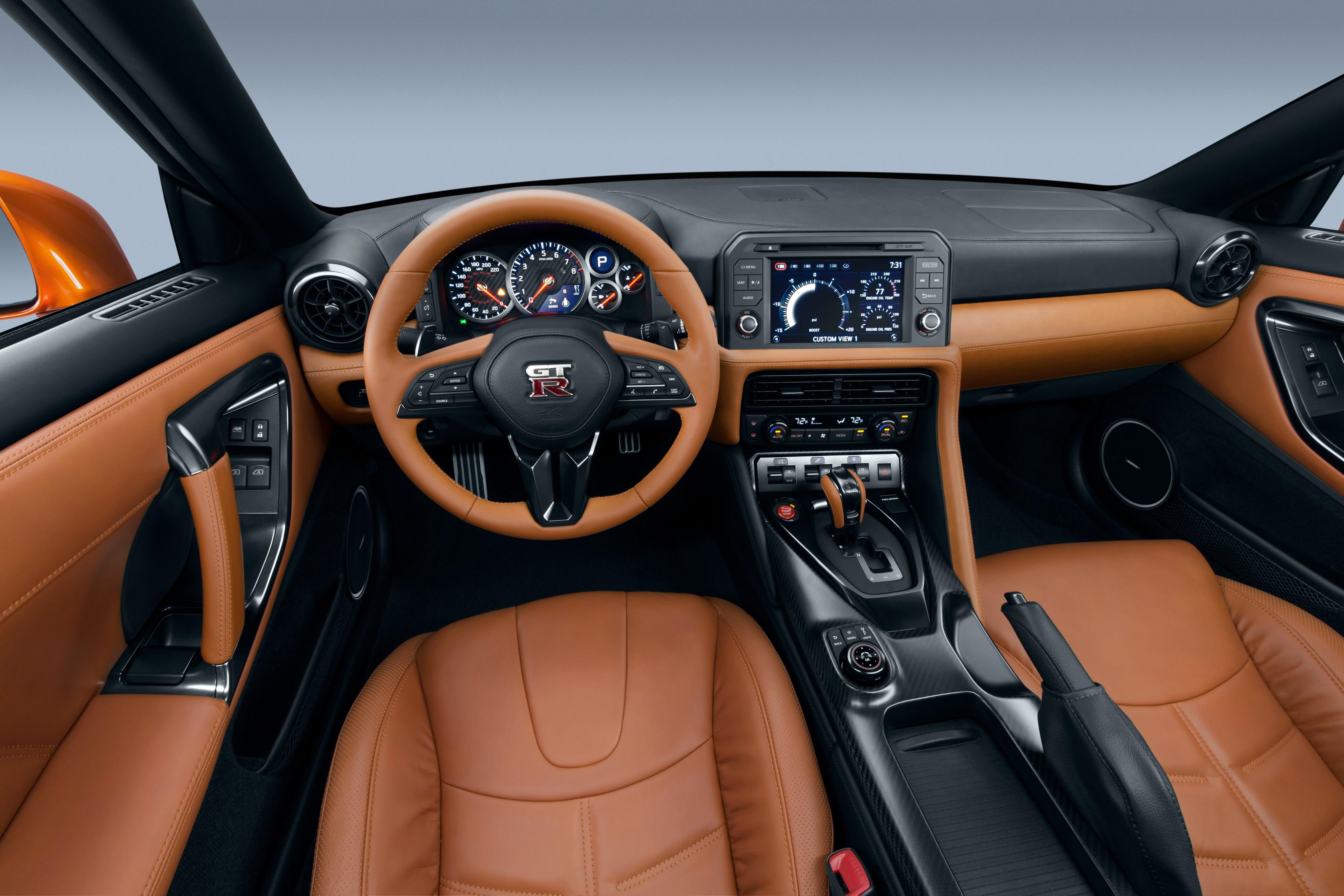 Nissan черный салон  № 2381512 бесплатно