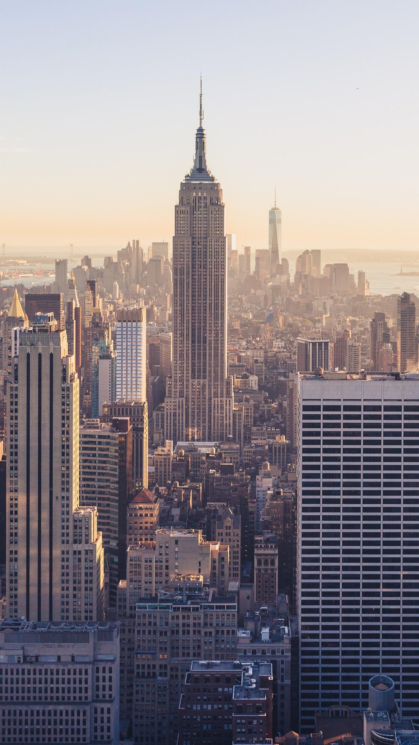 Обои new york city, new york, центр нью йорка, new york. Города foto 7