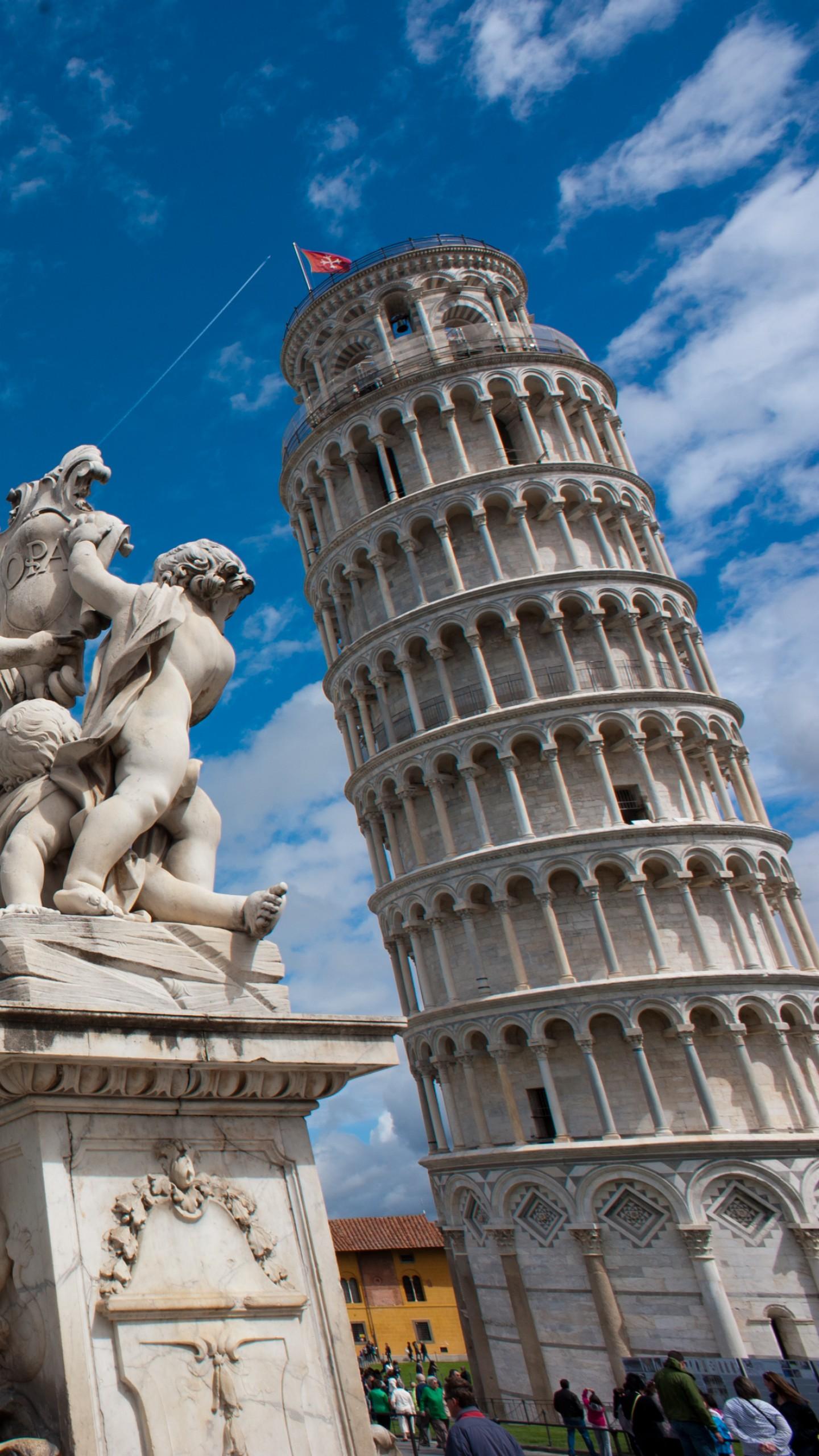 Обои italy, Leaning Tower of Pisa, скульптура, башня, пиза, пизанская башня, pisa. Города foto 8