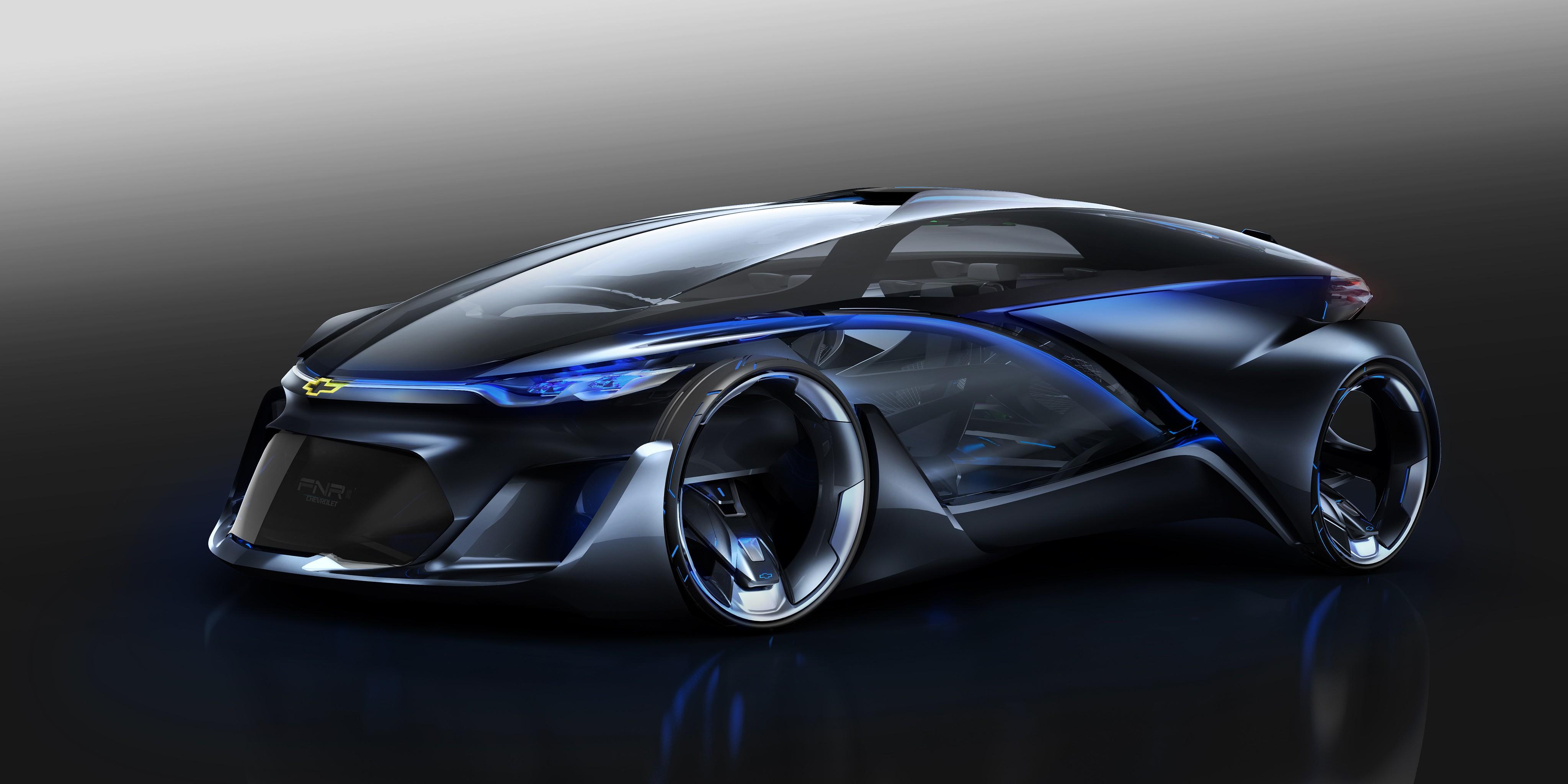 Будущий дизайн автомобилей