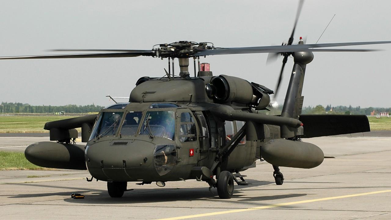 Обои MH-60R, армия, Sea Hawk helicopter. Авиация foto 11