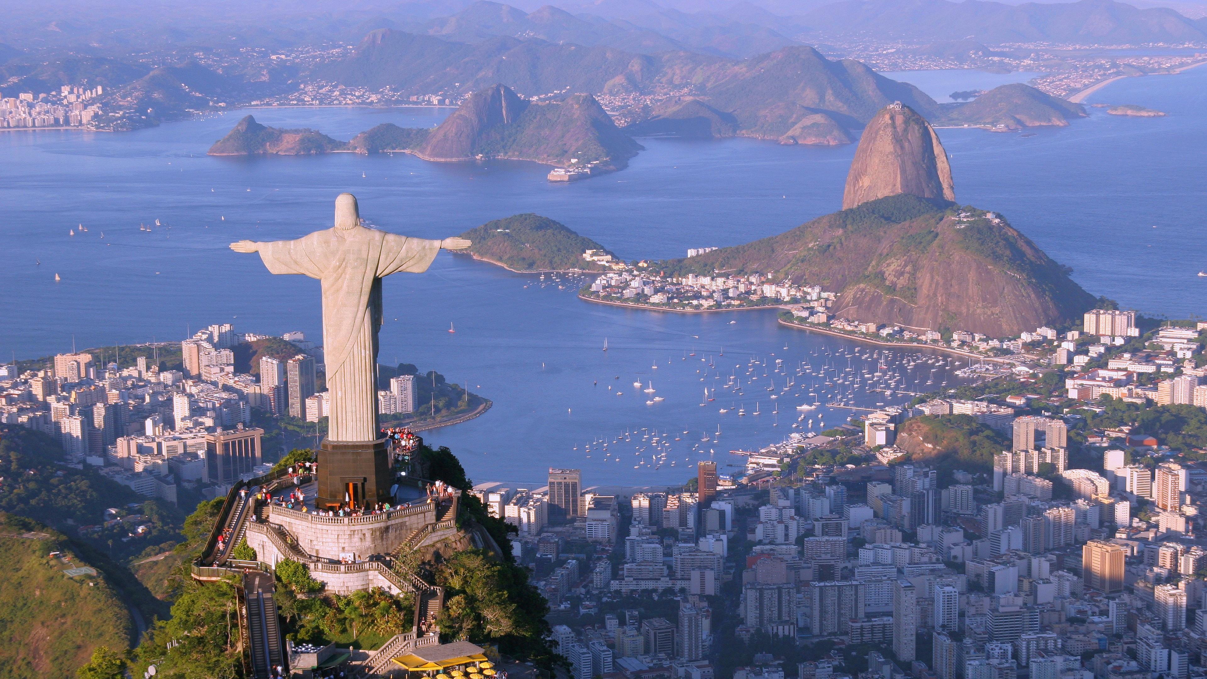 Обои sao paulo, мосты, Бразилия. Города foto 18