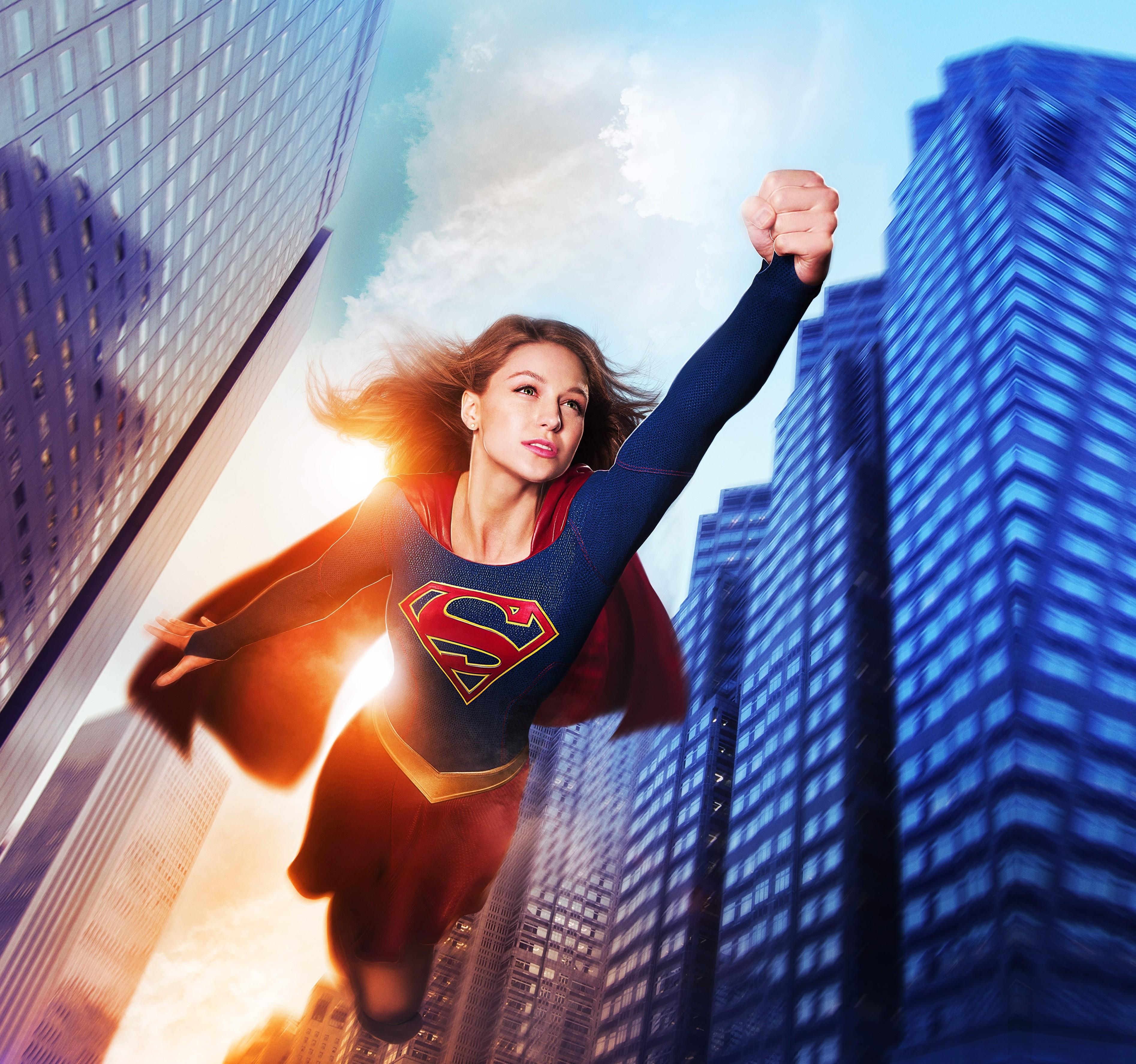 кондиционером встроенными супергерл 2015 7 серия покажут два