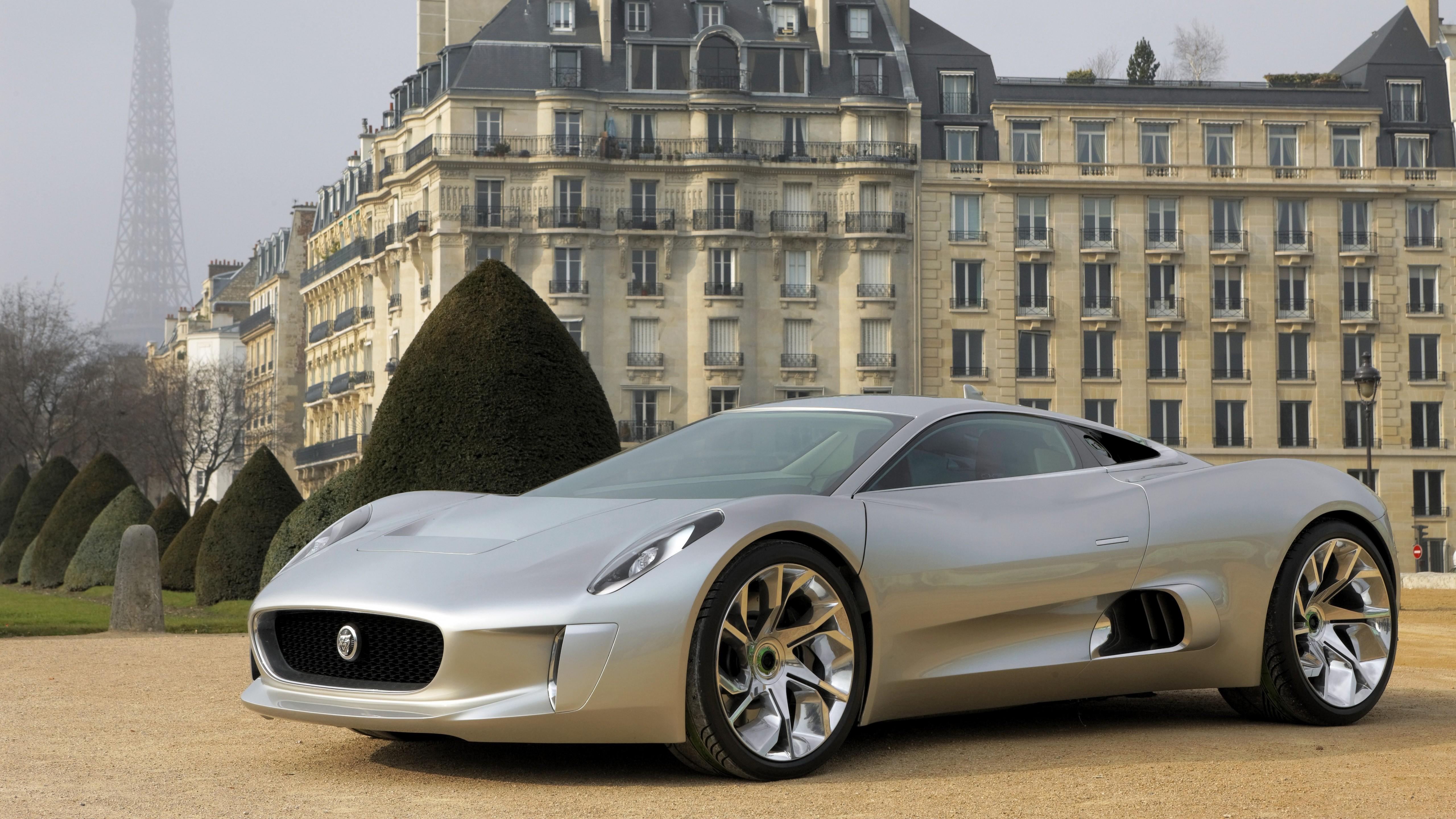самые шикарные машины в мире фото