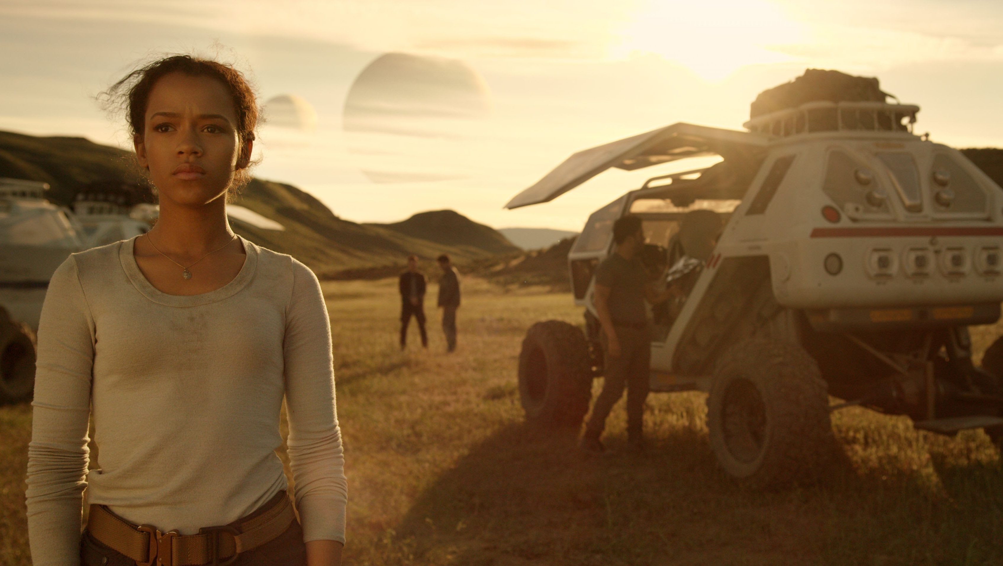 Lost in space movie pictures M/